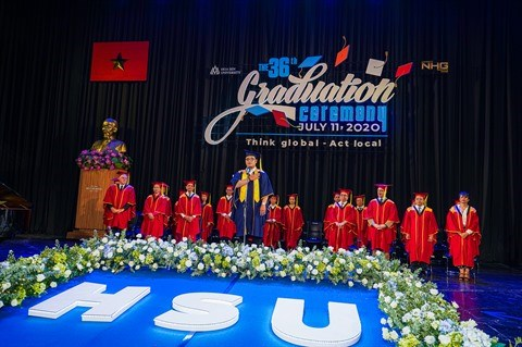 L'universite Hoa Sen delivre ses premiers diplomes sur la blockchain hinh anh 1