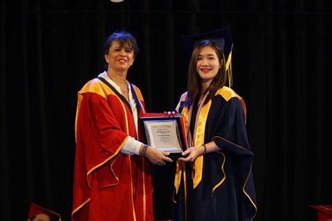 L'universite Hoa Sen delivre ses premiers diplomes sur la blockchain hinh anh 2