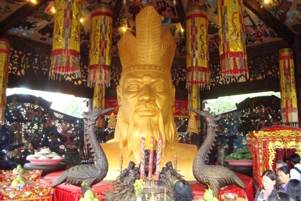 Le culte des rois Hung, partie de l'identite vietnamienne hinh anh 2