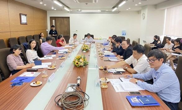L'AUF consulte les recteurs des universites au Sud hinh anh 1