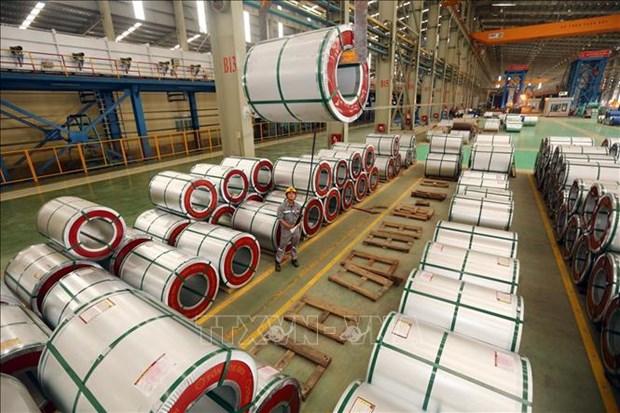 Le Vietnam propose aux Philippines de l'exclure d'une enquete sur des produits en acier hinh anh 1