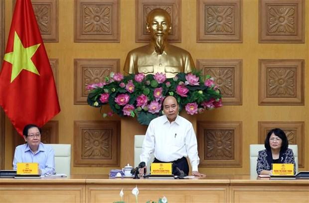 Le PM demande une evaluation totale des efforts d'emulation patriotique hinh anh 1