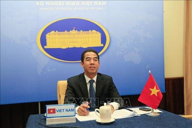 Promotion des relations entre le Vietnam et le Royaume-Uni hinh anh 1