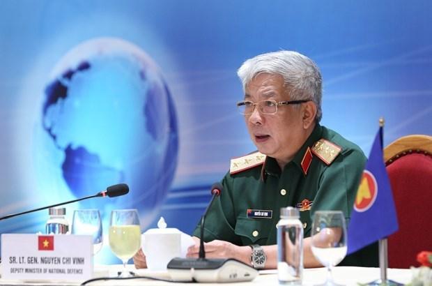 COVID-19: Les centres de maintien de la paix de l'ASEAN cherchent a renforcer les liens hinh anh 1