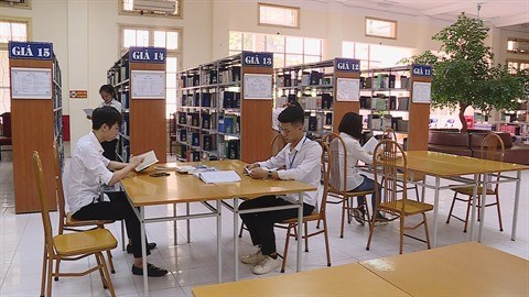 Centre d'information et bibliothecaire Luong Dinh Cua hinh anh 2