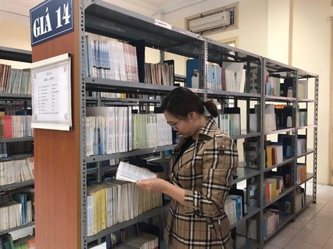 Centre d'information et bibliothecaire Luong Dinh Cua hinh anh 1