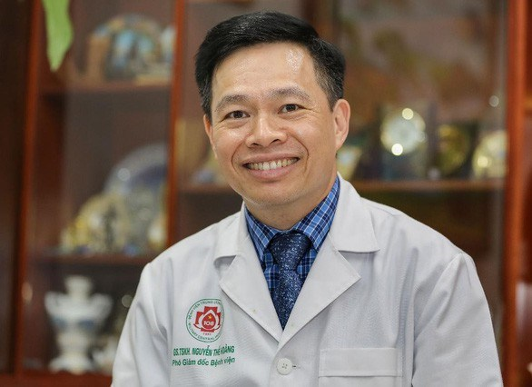 Chirurgie: le miracle nomme Nguyen The Hoang hinh anh 1