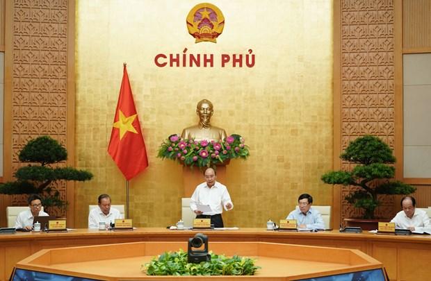 Le PM demande la volonte politique sur le decaissement des fonds publics hinh anh 1