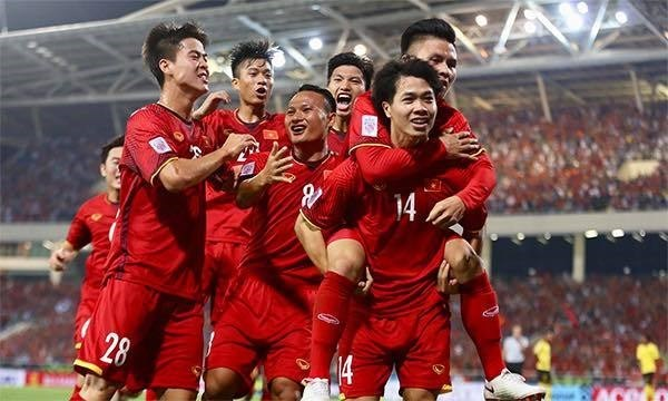 Le Vietnam est toujours au top sud-est asiatique du classement FIFA hinh anh 1