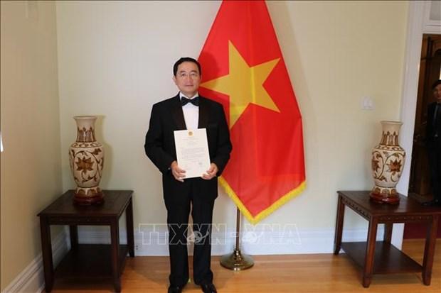 Promouvoir les relations multiformes Vietnam-Canada hinh anh 1