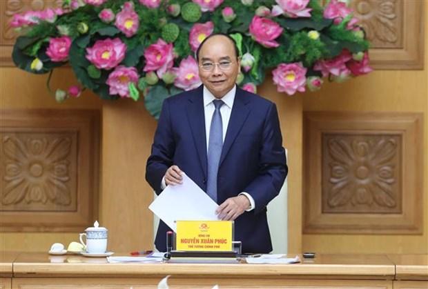 Le Premier ministre souligne le role important des entreprises hinh anh 1