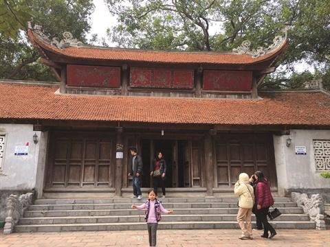 La beaute mysterieuse de la pagode Bo Da a Bac Giang hinh anh 1