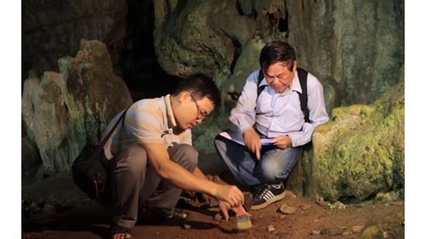 Dans le parc national de Ba Be, des traces de vie prehistorique hinh anh 1
