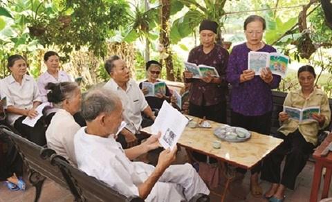 "Chuyen Ngoai, le ""Village de la longevite"" hinh anh 2"