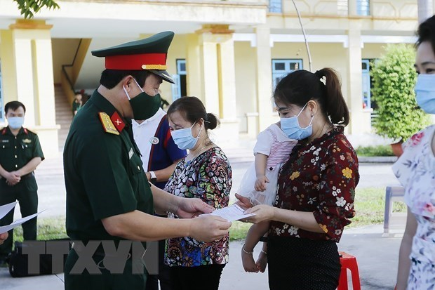 Coronavirus : le Vietnam ne rapporte aucun nouveau cas local en 93 jours hinh anh 1