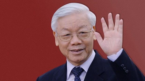 Le Vietnam felicite le Nicaragua pour les 41 ans de la revolution sandiniste hinh anh 1