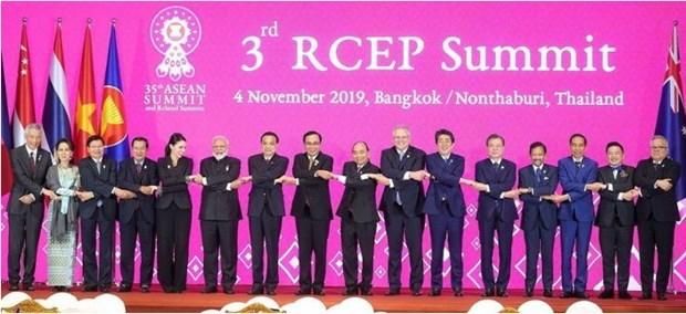 Le RCEP et le rebond de l'economie chinoise soutiennent la reprise de l'ASEAN hinh anh 1