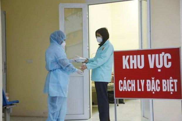 COVID-19: le Vietnam confirme un nouveau cas exogene hinh anh 1