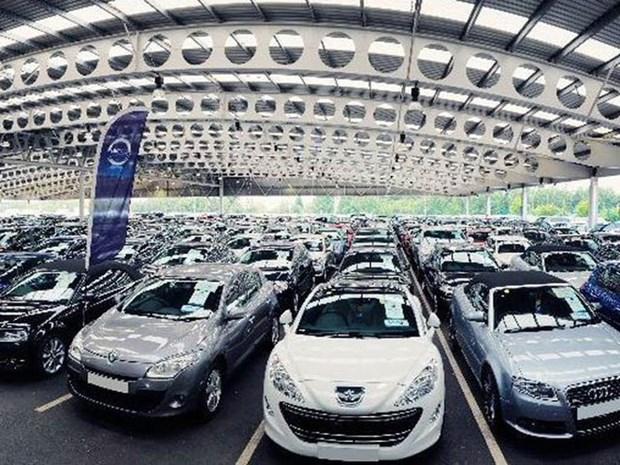 Les importations vietnamiennes d'automobiles poursuivent leur chute en juin hinh anh 1