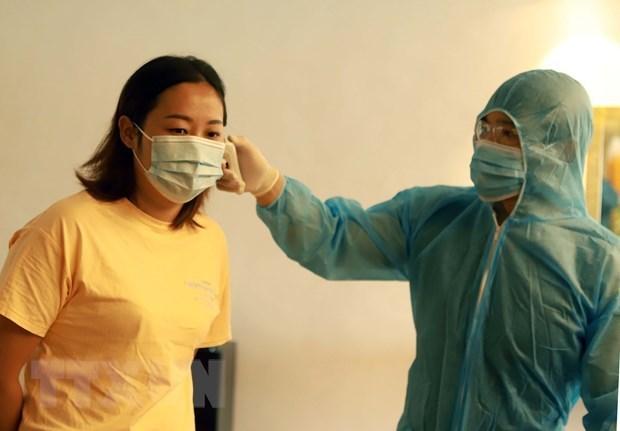 Cinq autres patients de COVID-19 annonces gueris le 21 juillet hinh anh 1