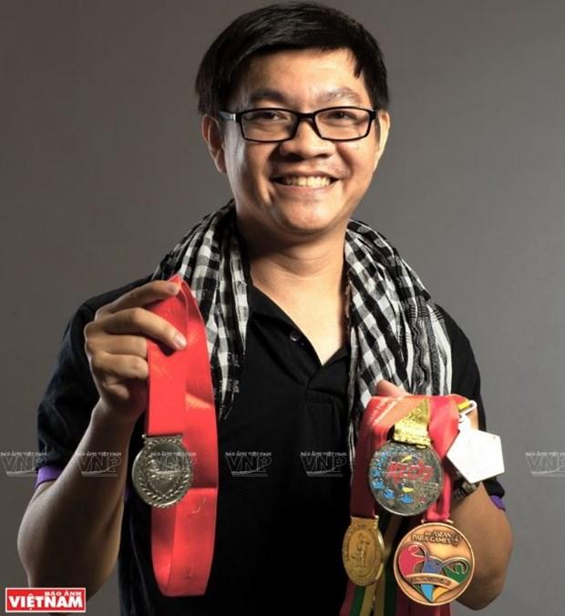 Chau Thanh Toan, l'homme qui a le cœur sur la main hinh anh 1