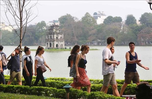 Hanoi va rouvrir aux touristes etrangers des que possible hinh anh 1