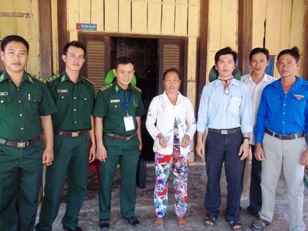 Kim Minh Duc, le soldat bienfaiteur des personnes demunies hinh anh 1