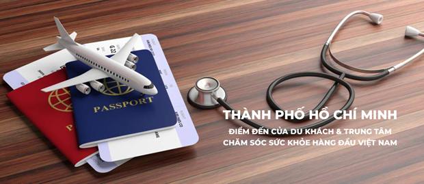 A Ho Chi Minh-Ville, le tourisme medical s'installe sur la Toile hinh anh 1