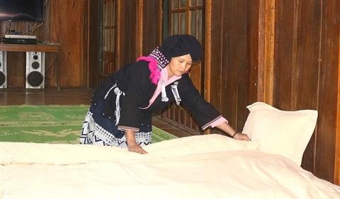 Le homestay sur une pente ascendante a Xuan Son hinh anh 1
