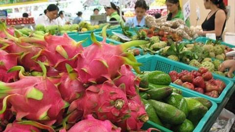 Hausse des exportations vietnamiennes de fruits et legumes vers la Thailande hinh anh 1