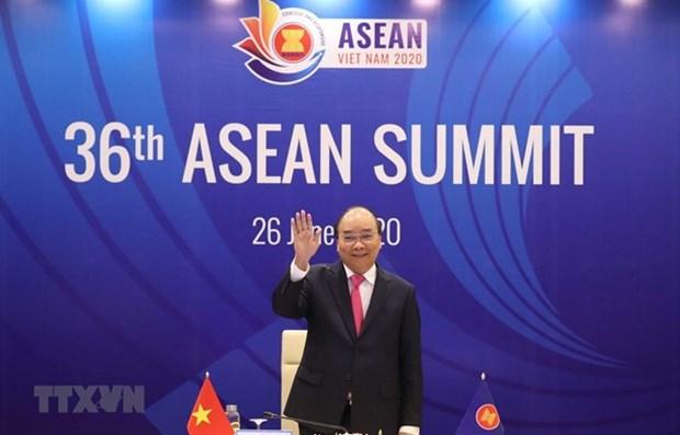 Le Vietnam contribue grandement a la croissance economique de l'ASEAN hinh anh 1