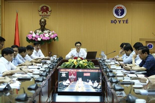 COVID-19 : Le vice-PM Vu Duc Dam demande de poursuivre la vigilance hinh anh 1