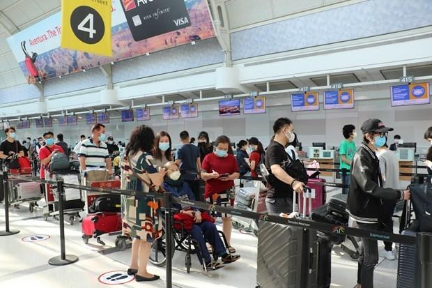 Rapatriement de citoyens vietnamiens du Canada hinh anh 1