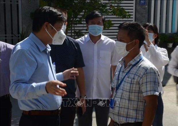 Da Nang et Hanoi resserrent des mesures de prevention et de lutte contre le COVID-19 hinh anh 1