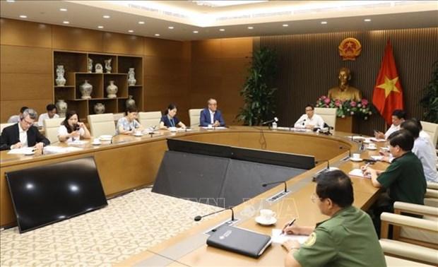L'OMS salue l'effiacite du systeme de surveillance des maladies du Vietnam hinh anh 1