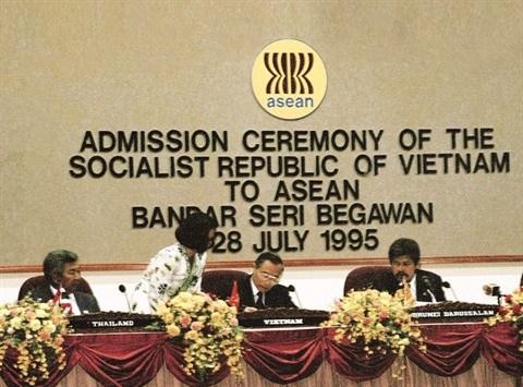 Empreinte du Vietnam au sein de l'ASEAN hinh anh 1