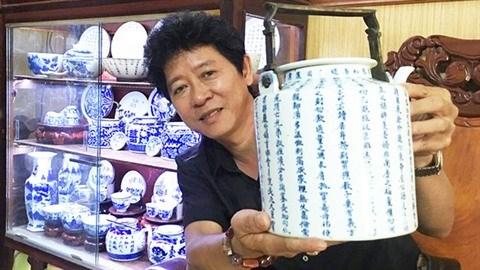 Un passionne de l'ancienne ceramique de Quang Duc hinh anh 1