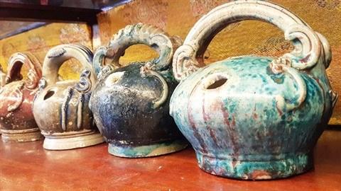 Un passionne de l'ancienne ceramique de Quang Duc hinh anh 2