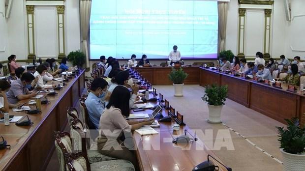 PAPI : Ho Chi Minh-Ville s'efforce de se hisser au Top 10 hinh anh 1