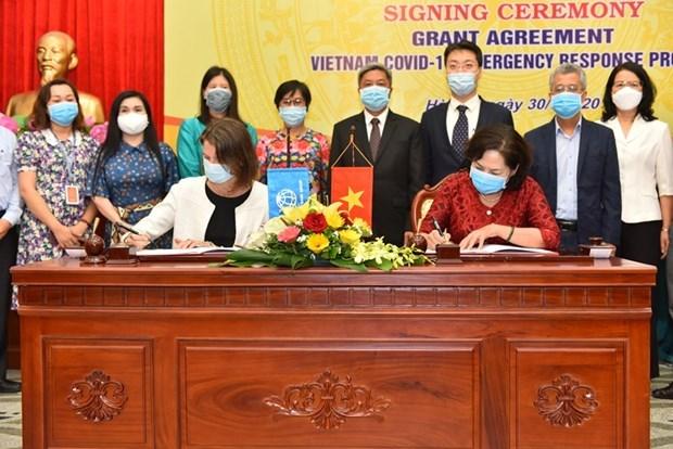 Assistance de la BM au Vietnam pour repondre a l'epidemie de COVID-19 hinh anh 1