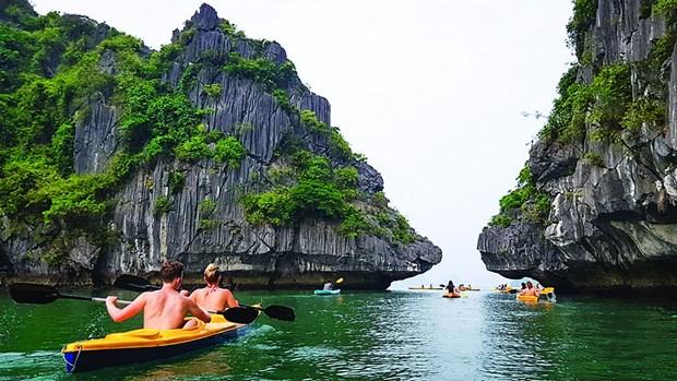 La baie de Lan Ha, un veritable paradis sur terre hinh anh 2