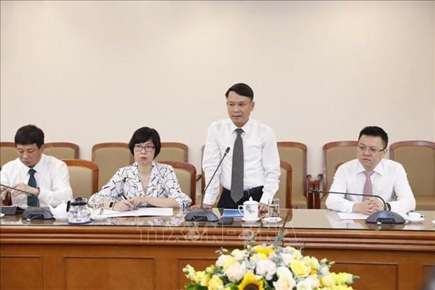 La VNA et les representations vietnamiennes a l'etranger renforcent leur cooperation en matiere d'information hinh anh 1