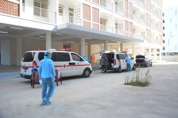 Le Vietnam signale 37 nouveaux cas d'infection au COVID-19 hinh anh 1