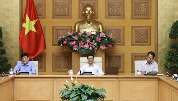 La priorite absolue est de detruire le foyer de COVID-19 a Da Nang hinh anh 1