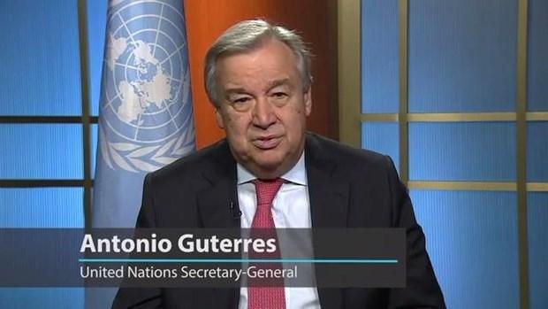 L'ONU appelle l'Asie du Sud-Est a deployer des mesures de relevement hinh anh 1