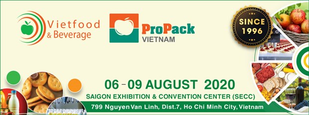 Bientot Vietfood & Beverage - Propack Vietnam a Ho Chi Minh-Ville hinh anh 1