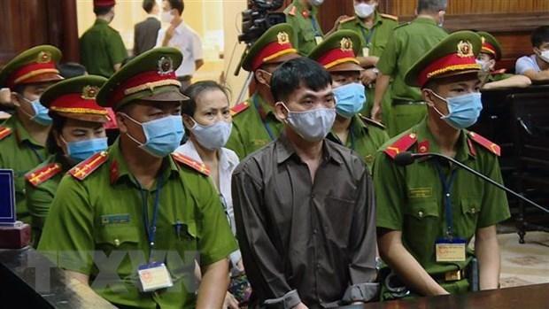 Les accuses impliques dans une affaire de troubles de la securite a HCM-Ville condamnes hinh anh 1