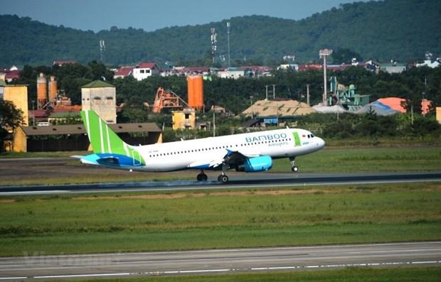 Bamboo Airways ouvre de nouvelles lignes vers Con Dao hinh anh 1