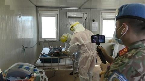Les installations sanitaires du Vietnam au Soudan du Sud saluees hinh anh 1