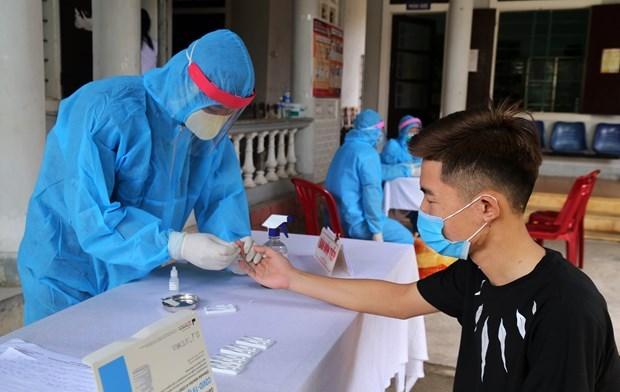 Coronavirus : le Vietnam denombre 21 nouveaux cas endogenes hinh anh 1